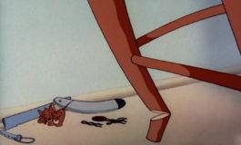 Одинокий мышонок