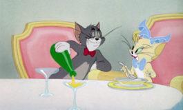 Мышонок приходит на ужин