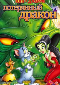 Постер к фильму: Том и Джерри: Потерянный дракон (2014 год)