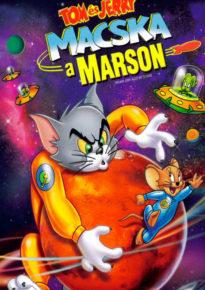 Постер к фильму: Том и Джерри: Полет на Марс (2005 год)